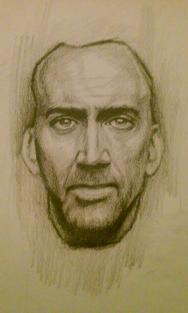 Nicolas Cage por deadpixel